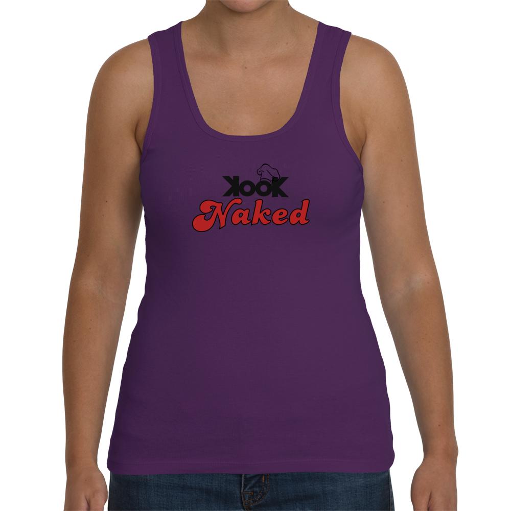 KooK Naked Womens Tank sold by KooK