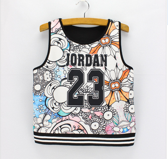 7dd35e6c56385e Jordan 23 Crop Top · FaceGram · Online Store Powered by Storenvy