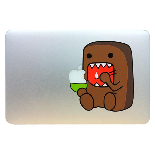 Domo macbook air pro 13 decal