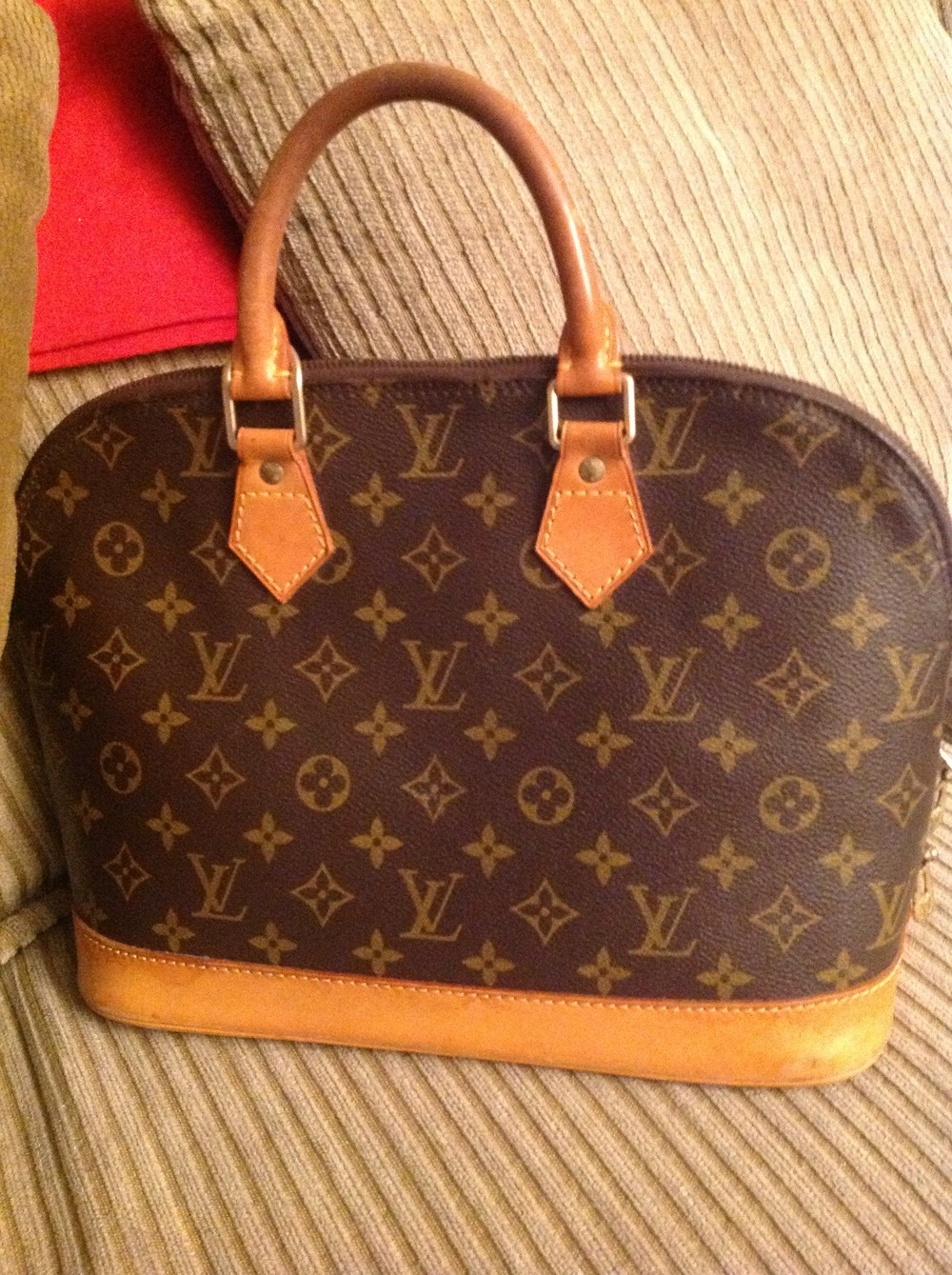 Used Louis Vuitton Purses >> Gently Used Louis Vuitton Handbags