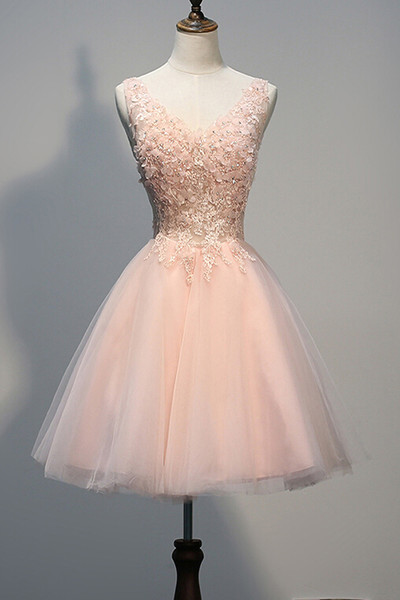 9dbd2a53fe1 Blush Pink Homecoming dresses, Off shoulder Homecoming dresses, 2018 Homecoming  dresses, sexy Homecoming