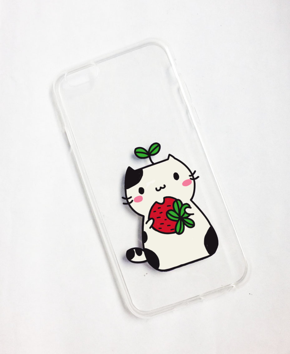 buy popular 0109d ff8d3 Cat phone case