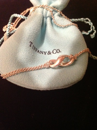 8e51c193f2187 100% Authentic Tiffany & Co Infinity Pendant from Kismet Fashions
