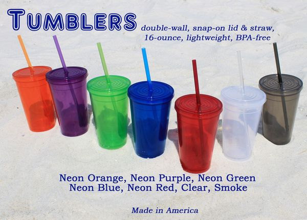 Wholesale Plastic Cups, Blank Tumbler, Blanks, Spiker USA Blank, 10 Double Walled Cup, Travel Mug Snap on Lid Straw, BPA Free Party Favors ...600 x 431 jpeg 65kB