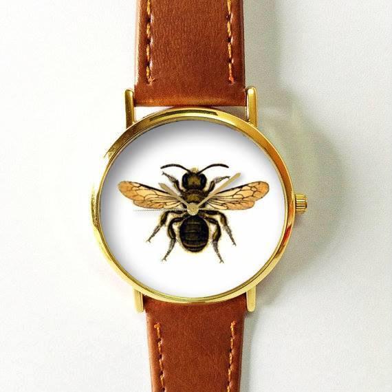 Vintage bee watch original