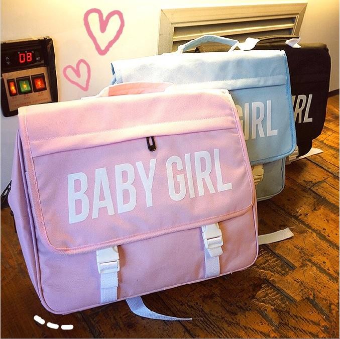 85992ee516 BABY GIRL PASTEL BACKPACK from Shopgogogo