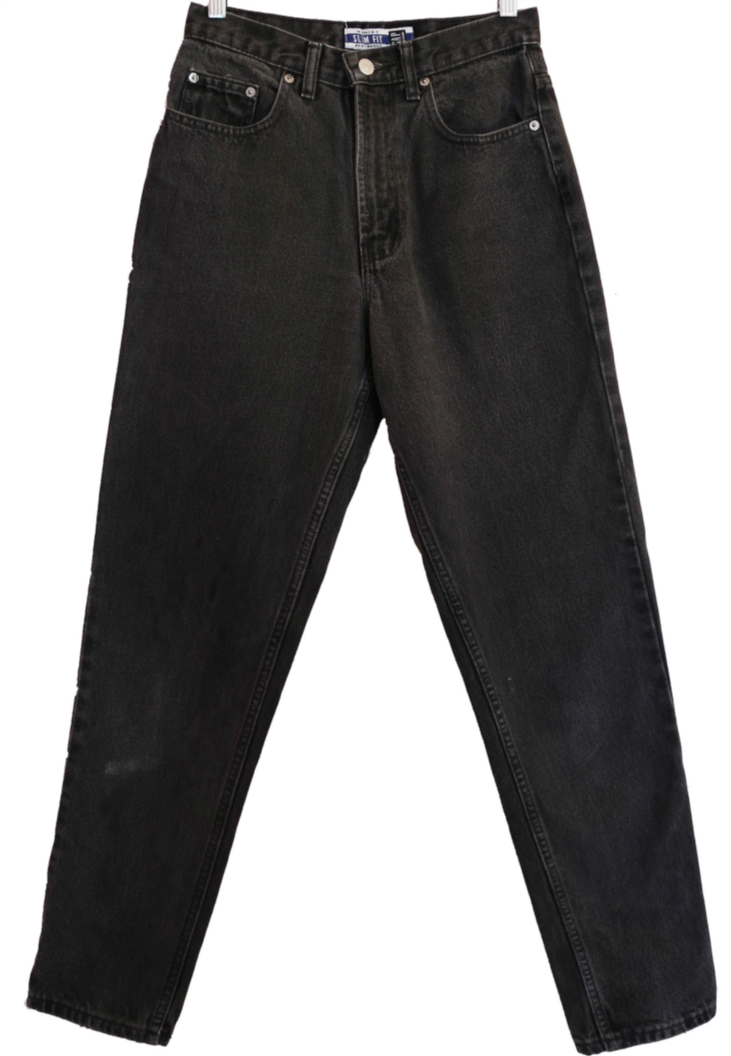 4d99071bfda Vintage Gap Black High-waist Jeans (Size 6) · mod maya · Online ...