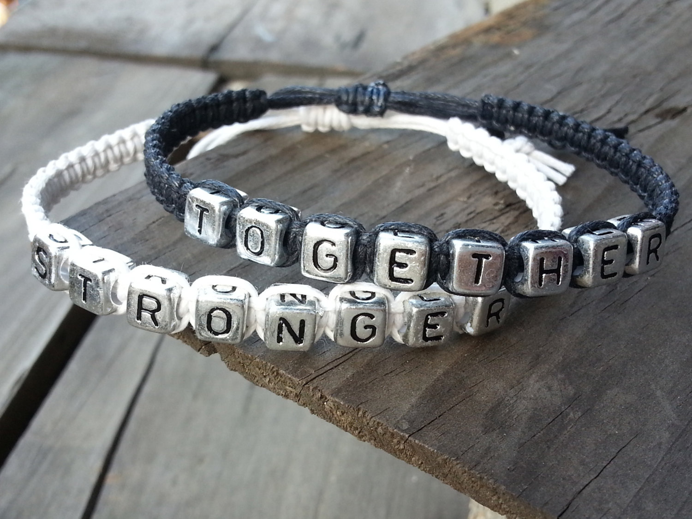 Couples Bracelet Boyfriend Jewelry Girlfriend Jewelry