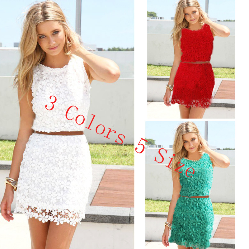 9ad21612e5e Spring And Summer Beauty Lace Decoration Body Package Hip Sexy Dress ...