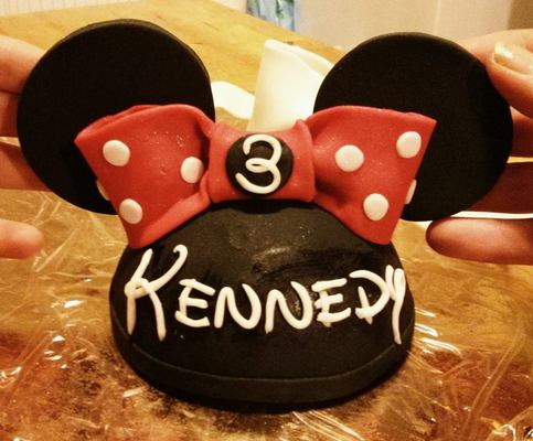 minnie mouse cake topper fondant mickey minnie mouse hat cake topper on storenvy 5944