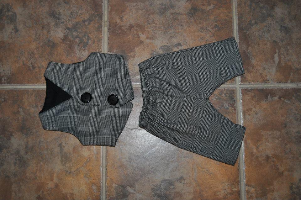 30ca42d21 Little Boy Vest Pant Set on Storenvy