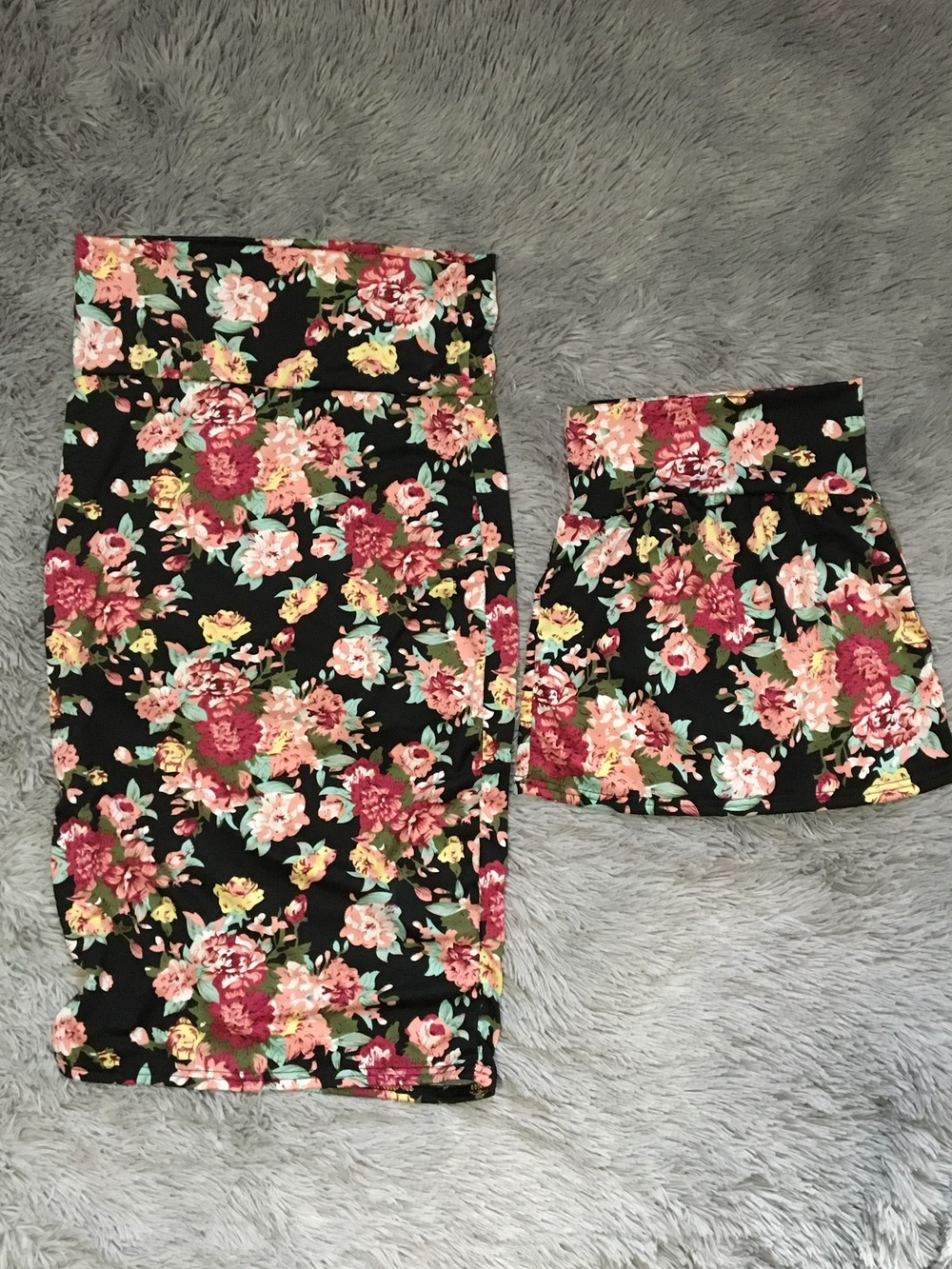 ab6757dcb4b2d Mini Fall Floral Skirt · Kissable Baby Boutique · Online Store Powered by  Storenvy