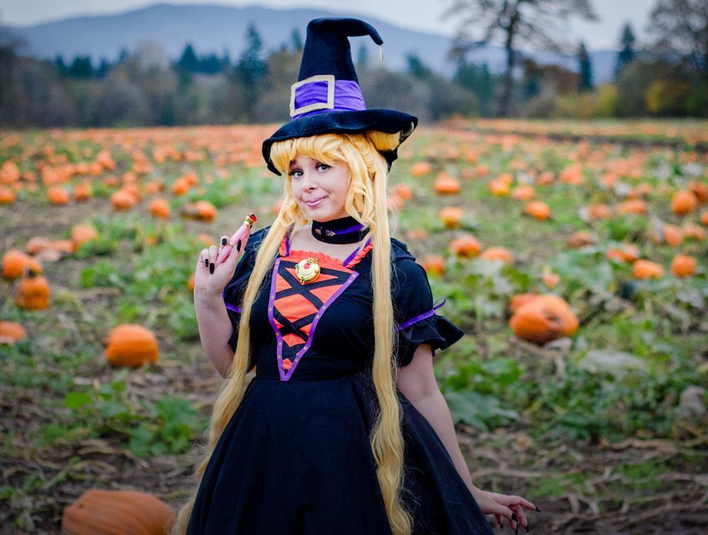 Halloween Usagi sold by Fairchild Cosplay