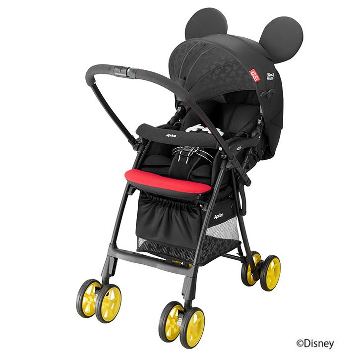 Aprica-Japan | Stroller Aprica Laxuna Light Disney Model ...