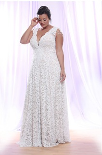 6e3e896777 Style 20 23ps1412 20 201950 20 20detached 20long 20sleeve 20wedding 20dress  20for 20plus 20size 20bride small