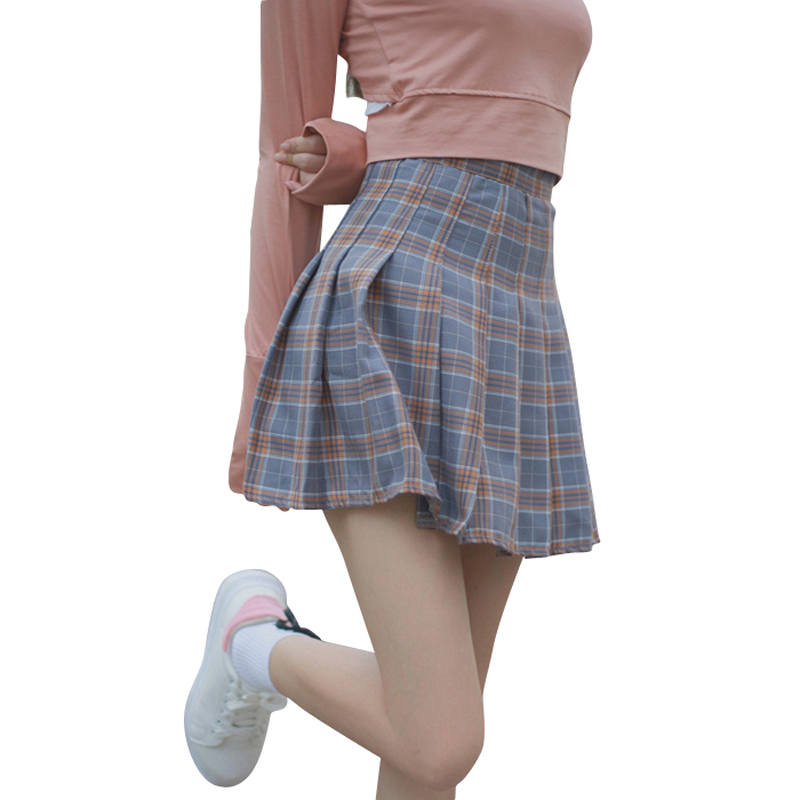 ee5ea2e296c2 High Waist Plaid Skirt · Beeegoods · Online Store Powered by Storenvy