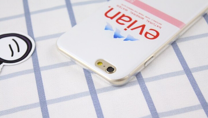 outlet store 88d8b 9cc85 EVIAN WATER IPHONE CASE from SO FUN MART