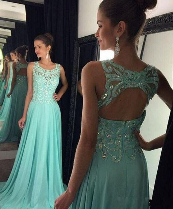 Prom Dresses,Hot Evening Gowns,Simple Formal Dresses,Prom Dresses ...