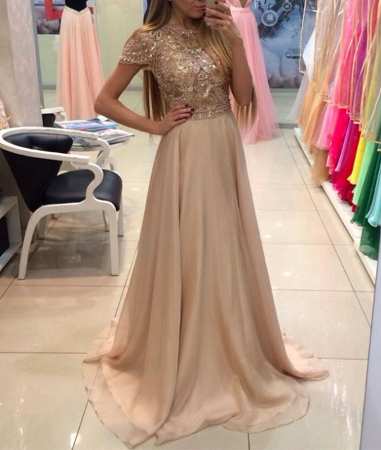 A-Line Prom Dress,Long Prom Dresses,Charming Prom Dresses,Evening ...
