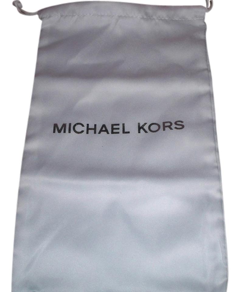 6cbee766fef1 New Michael Kors Sleeper/ Dust Bag Protective Cover White Satin ...