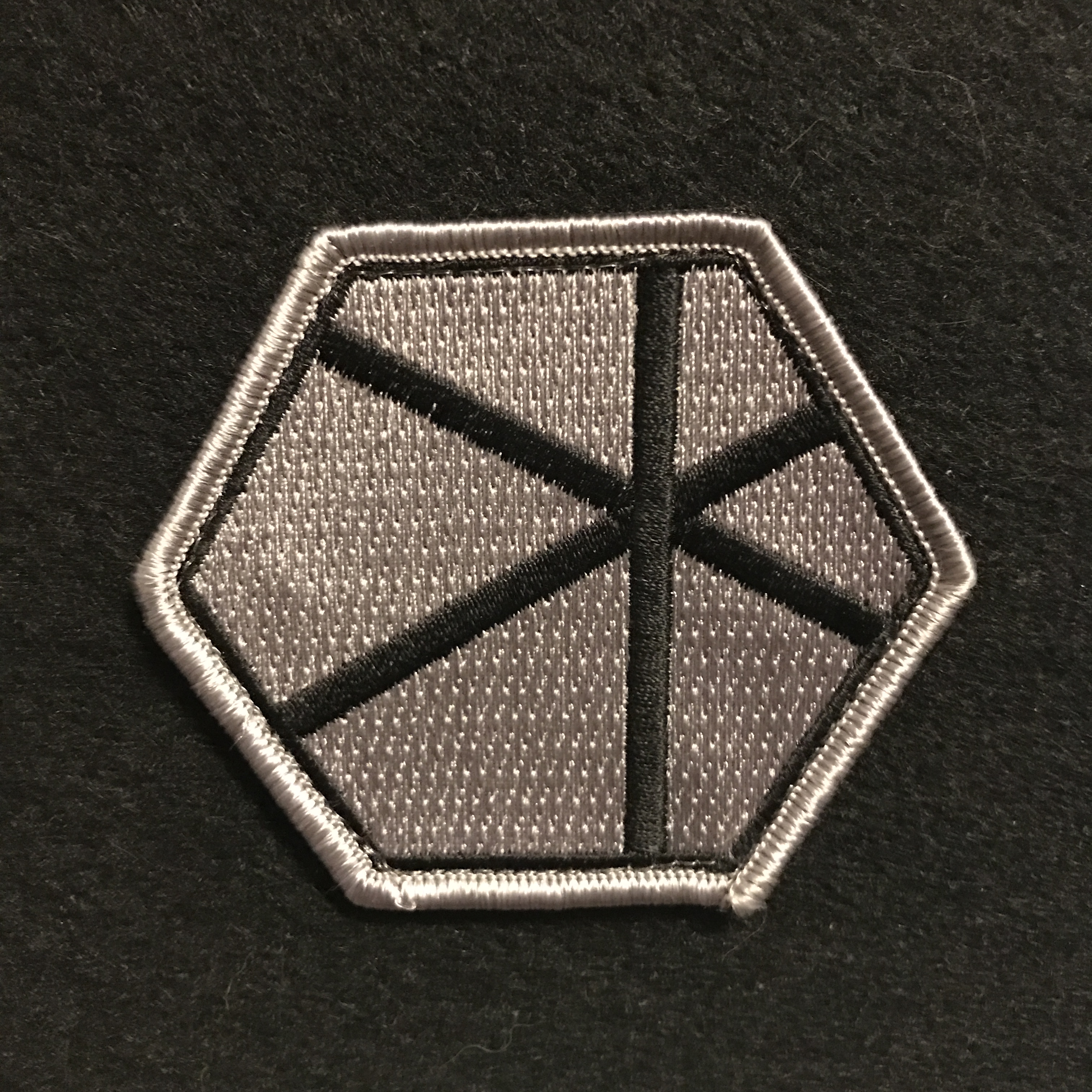 Tarkin Initiative Embroidered Patch Tacticool Imaging Online