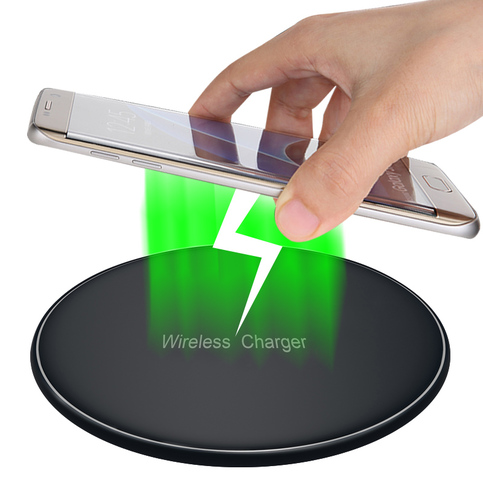 universal wireless charger for iphone samsung andrews. Black Bedroom Furniture Sets. Home Design Ideas