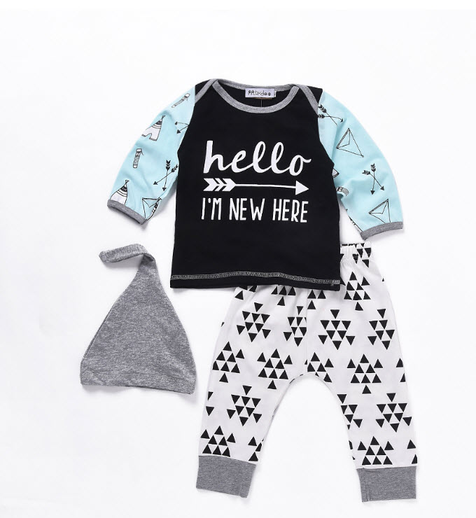 6168e4848 Free Delivery-I am Here Set (cap+top+pant) on Storenvy