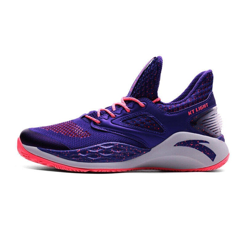 9a0d010f38d ANTA Klay Thompson KT Light 2 Purple · FAMUJI SNEAKER · Online Store ...