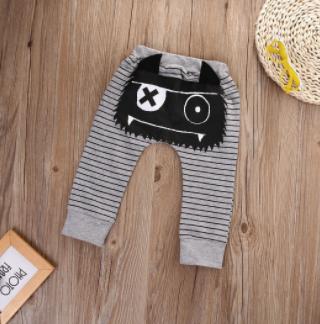 eda7bfea712 Baby Toddler Monster Leggings · Blush + Willow
