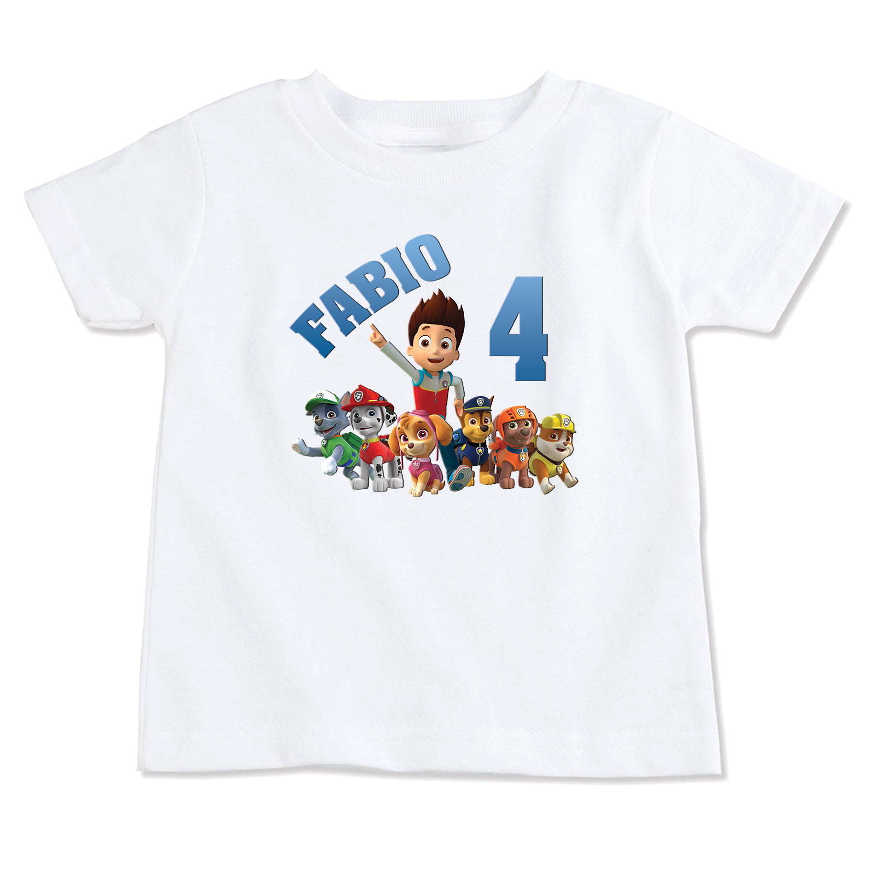 Paw Patrol Ts Mock Up Original