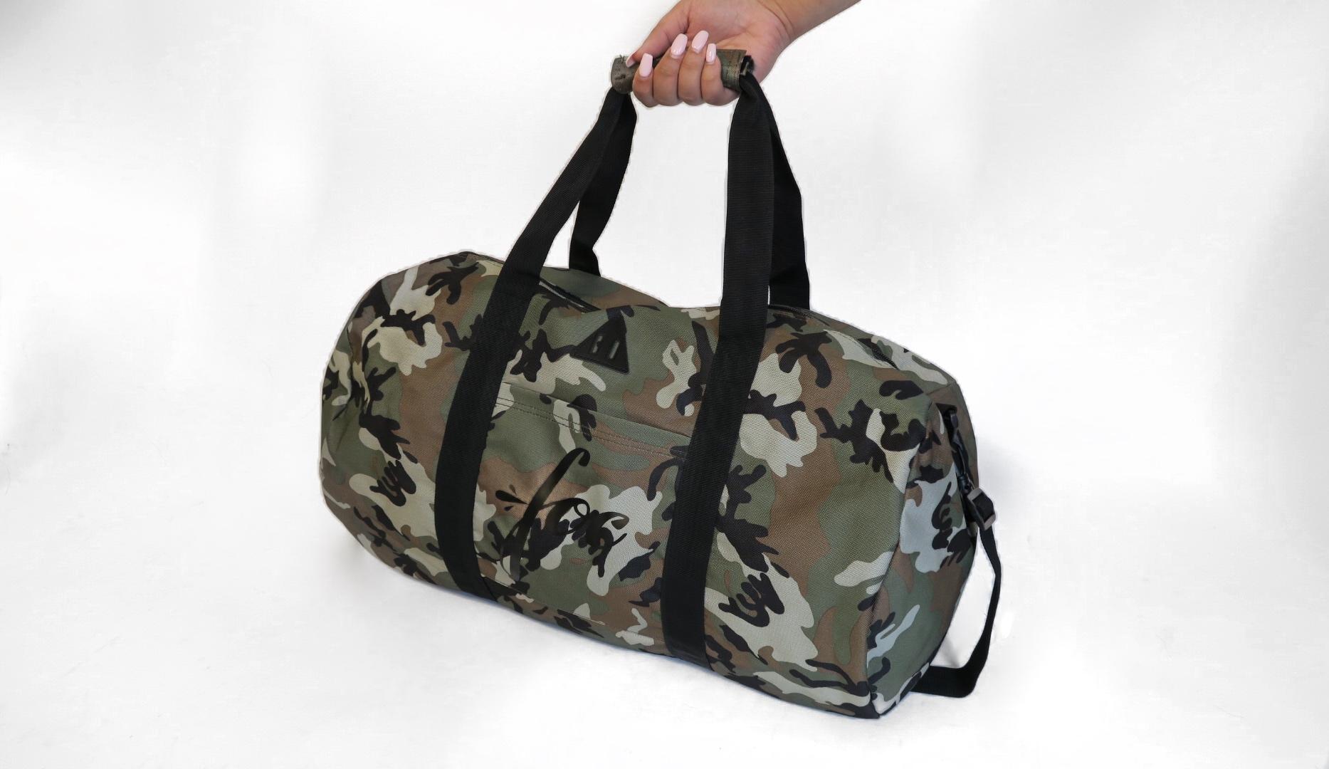 3ff77e2e6d0c  FOC  ARMY FATIGUE Duffle Bag