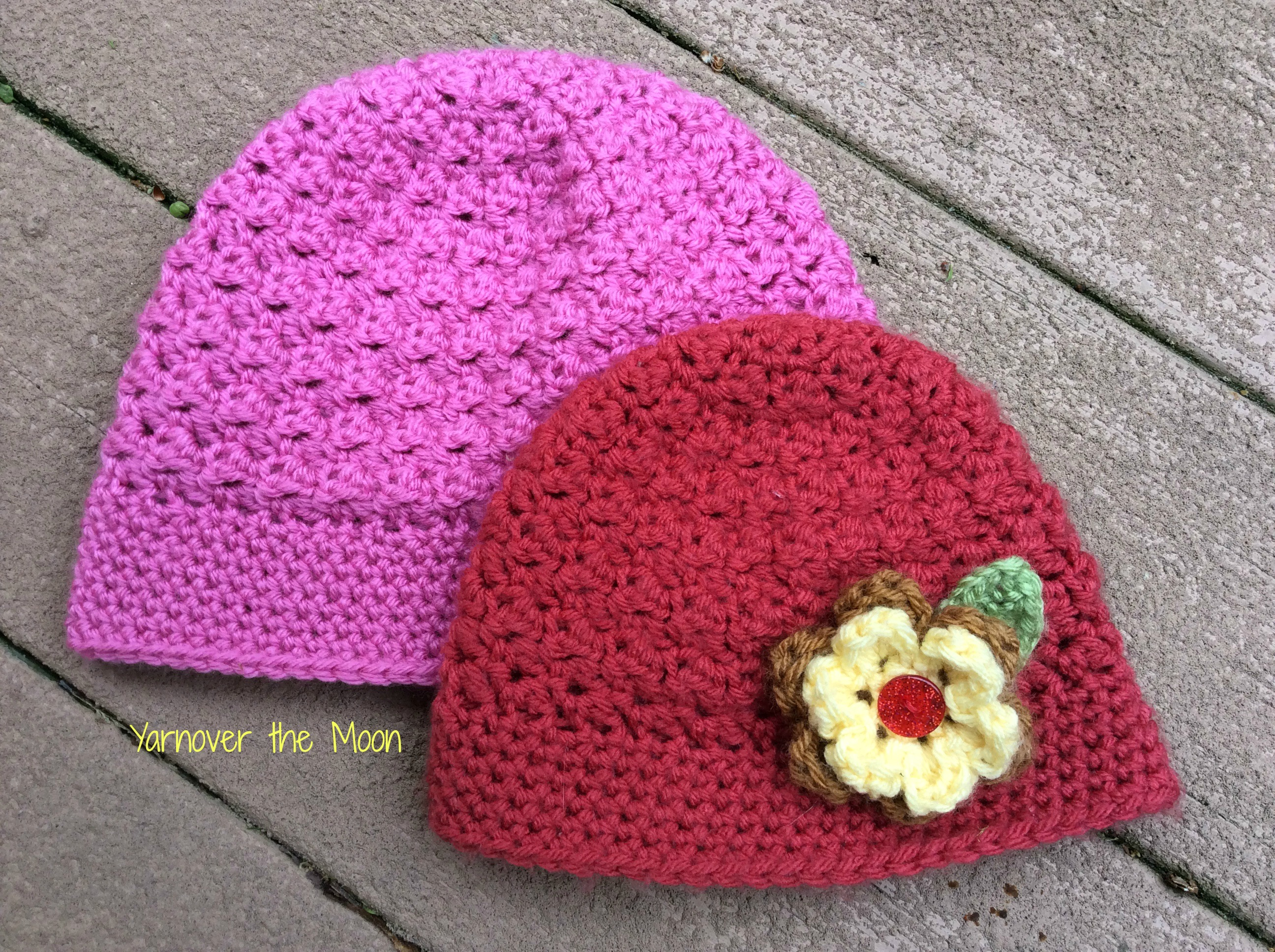 Crochet Cloche Hat Blooming Cloche Yarnover The Moon Online
