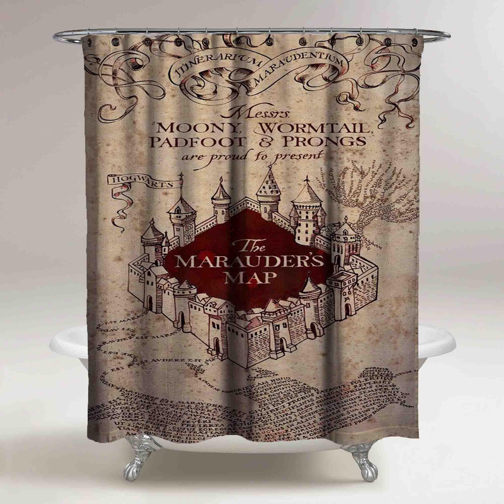 The Marauders Map Harry Potter Original