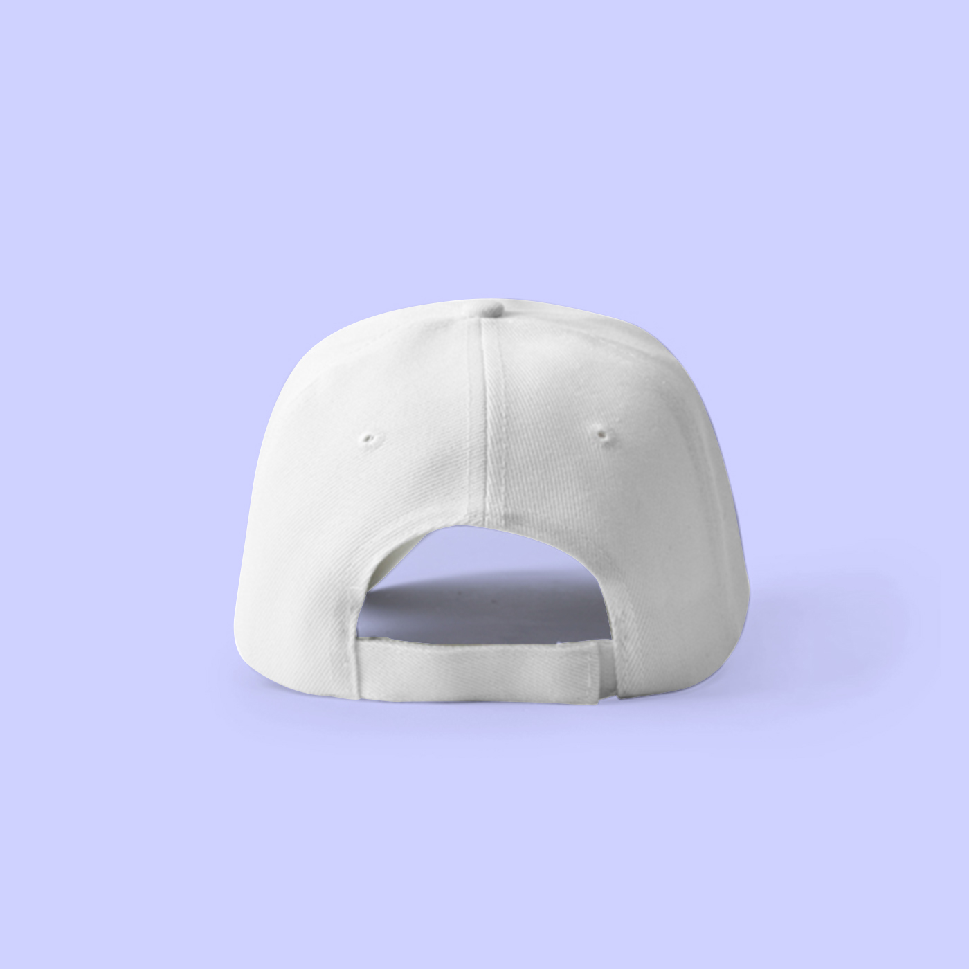 a754648c3f0 ... VAPORWAVE I HAVE MORE CAPS THAN REAL FRIENDS BASEBALL CAP IN WHITE -  Thumbnail 2