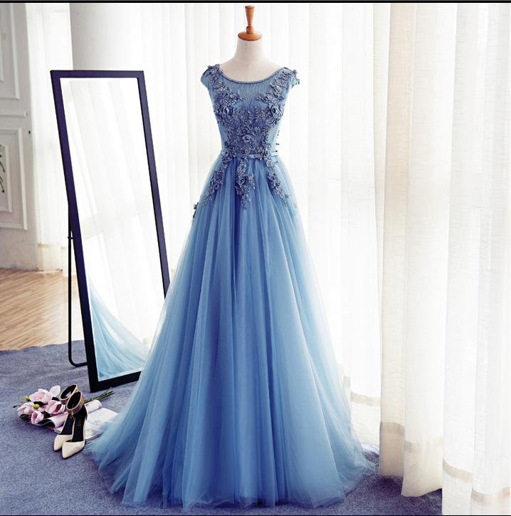 0f55ff2d877 Princess Ball Gown Prom Dresses