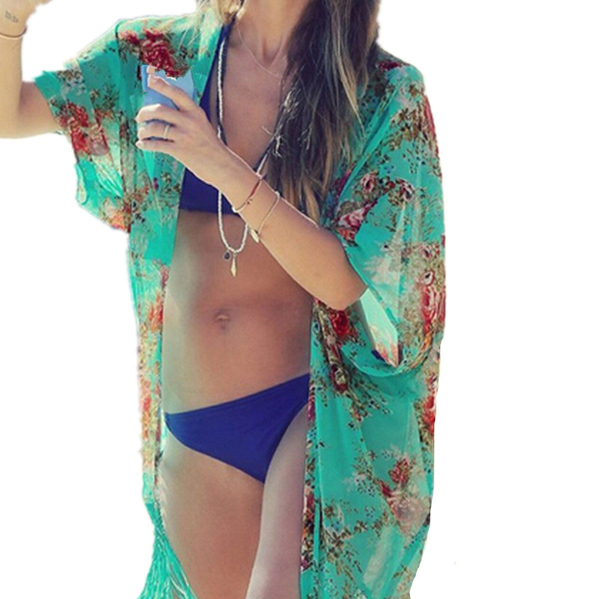 807649dcc77 Beach Cover Up Swimsuit Bathing Suit Cover Up Kimono Beach Wear on ...