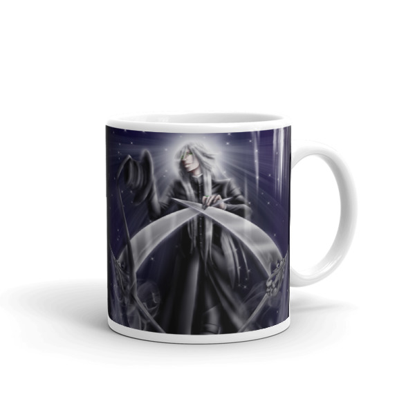 Mug Fallnangel Saint Black By Undertaker Creations Sold Butler kiPTwuOZX