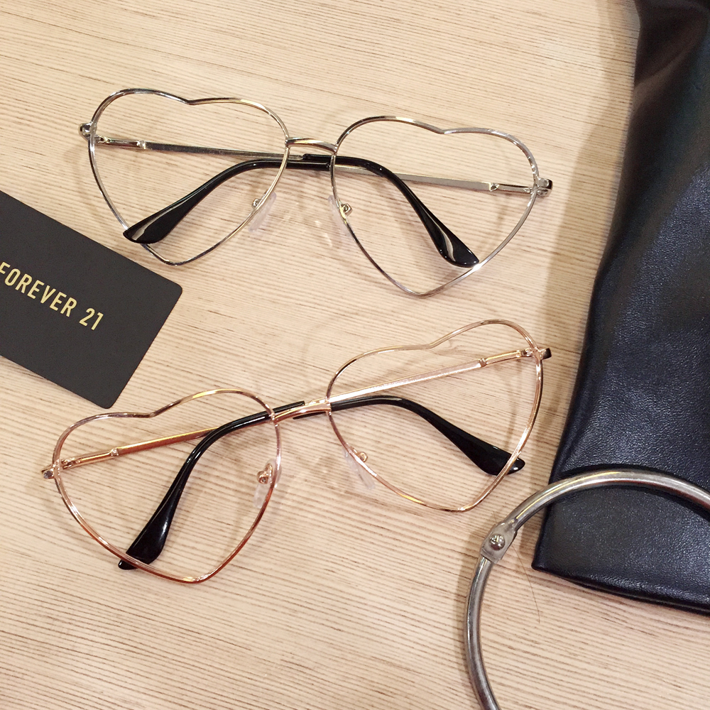 82820de6272 Heart shaped glasses frame on Storenvy