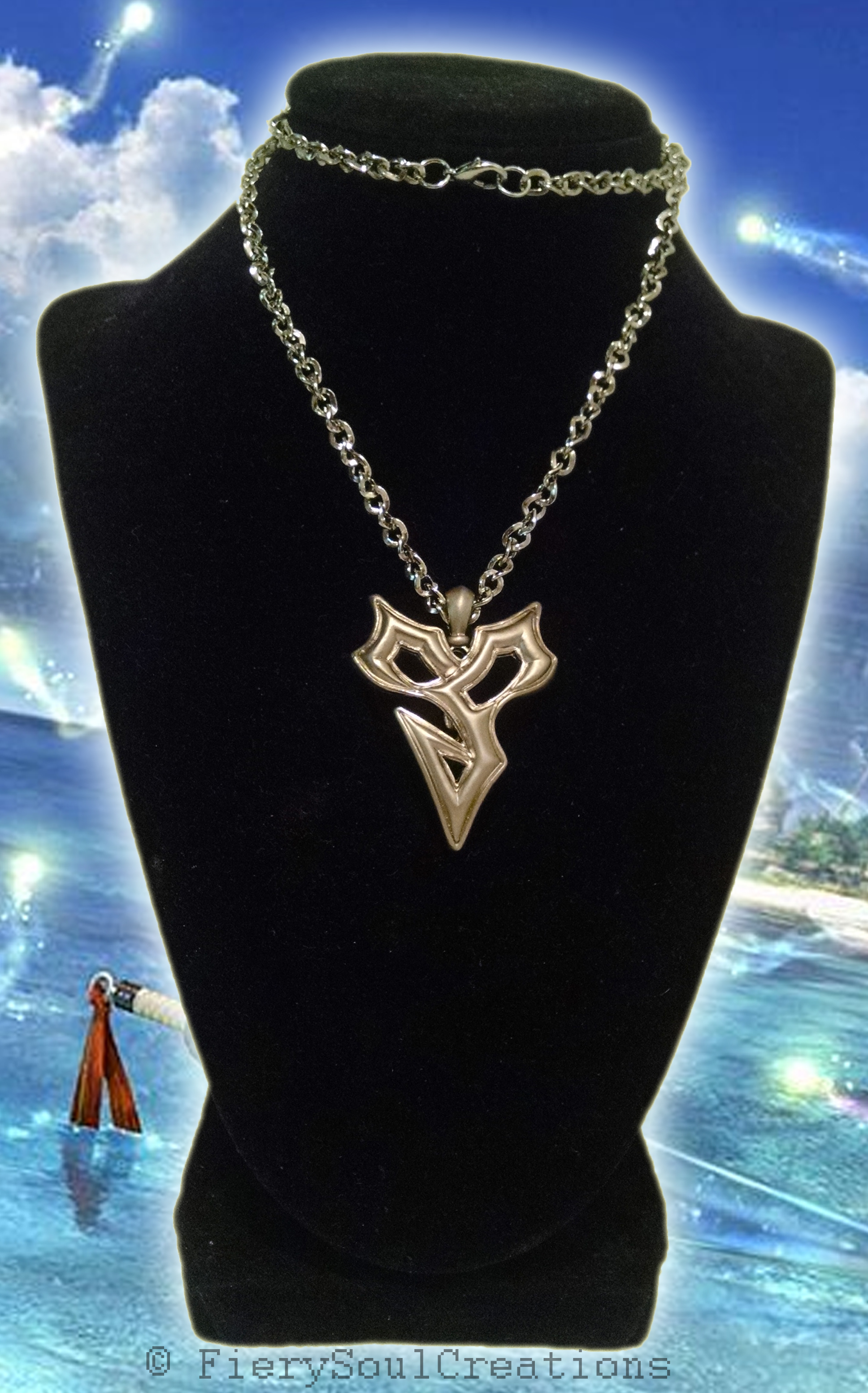 Final Fantasy X Tidus Necklace On Storenvy