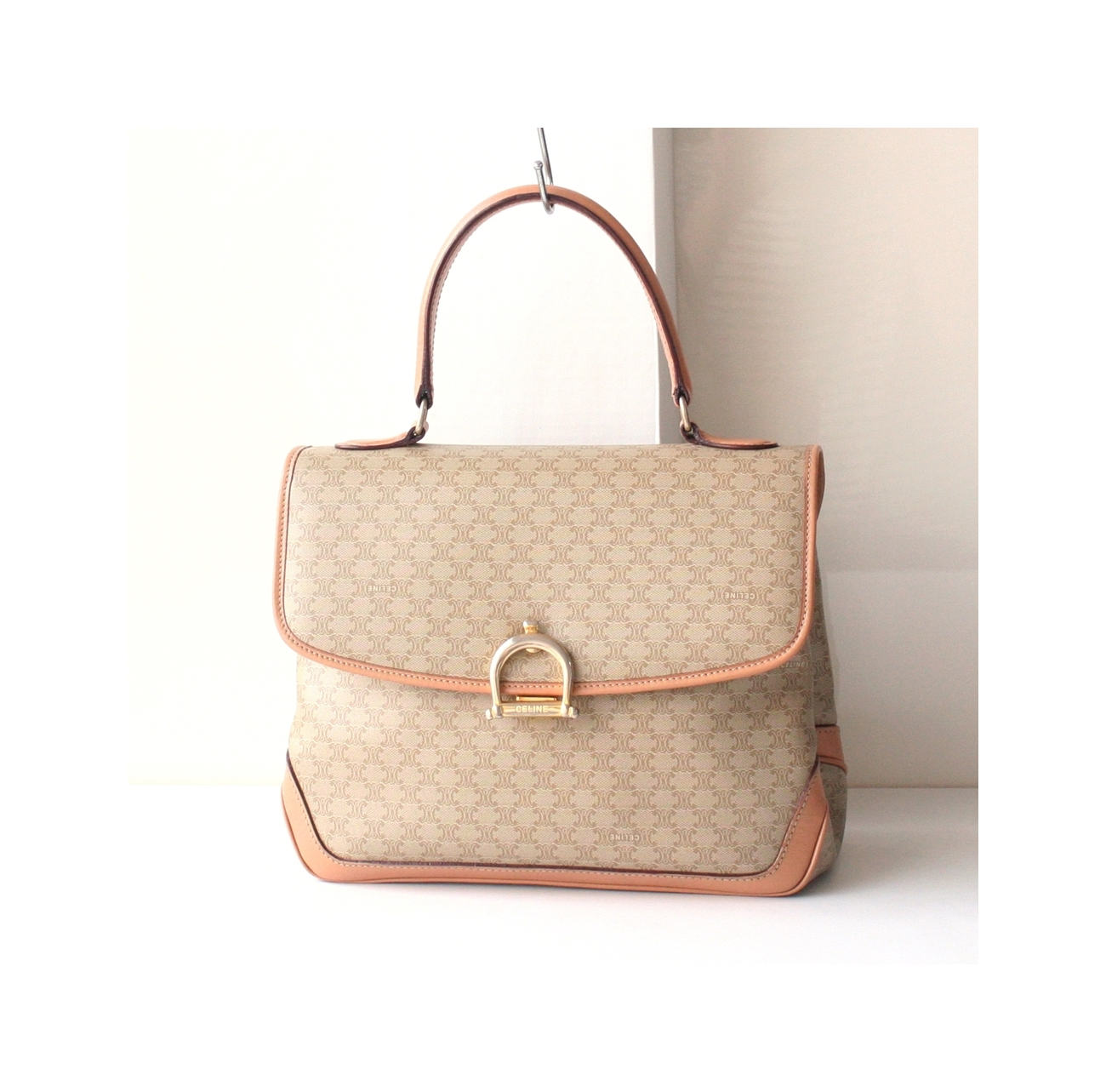 Celine Bag monogram authentic vintage tote handbag on Storenvy c8602228bb08c