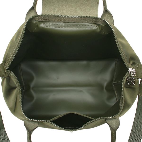 48965cafc40 Source · Authentic Longchamp Neo Medium Handbag Khaki Green 1515578292 on Tote  bags longchamp le pliage neo medium tote khaki ...
