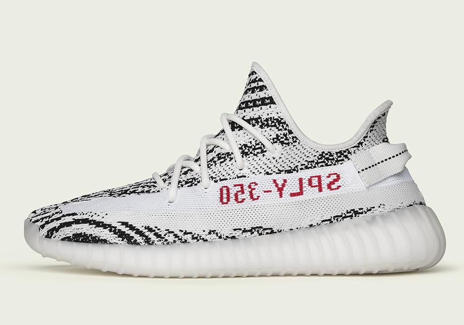 "Boost From 11 Freshnup CodeCp9654 Men 5 Adidas 350 Style V2 Whitecore ""zebra"" ColorFootwear Wmnamp; 5 Yeezy Blackred 0PwOnk"