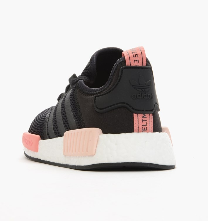 05aae96b0 Womens mens adidas nmd runner w s75234 original 2016 new style shoes core black  pink 01