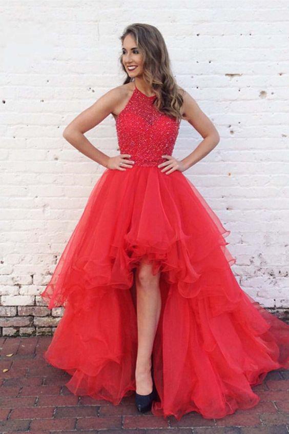 Short Long Prom Dresses