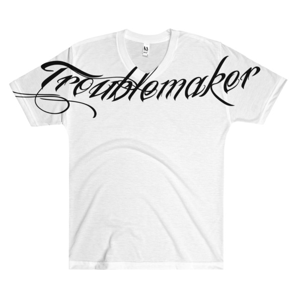 67e418bc4fab Troublemaker Tattoo