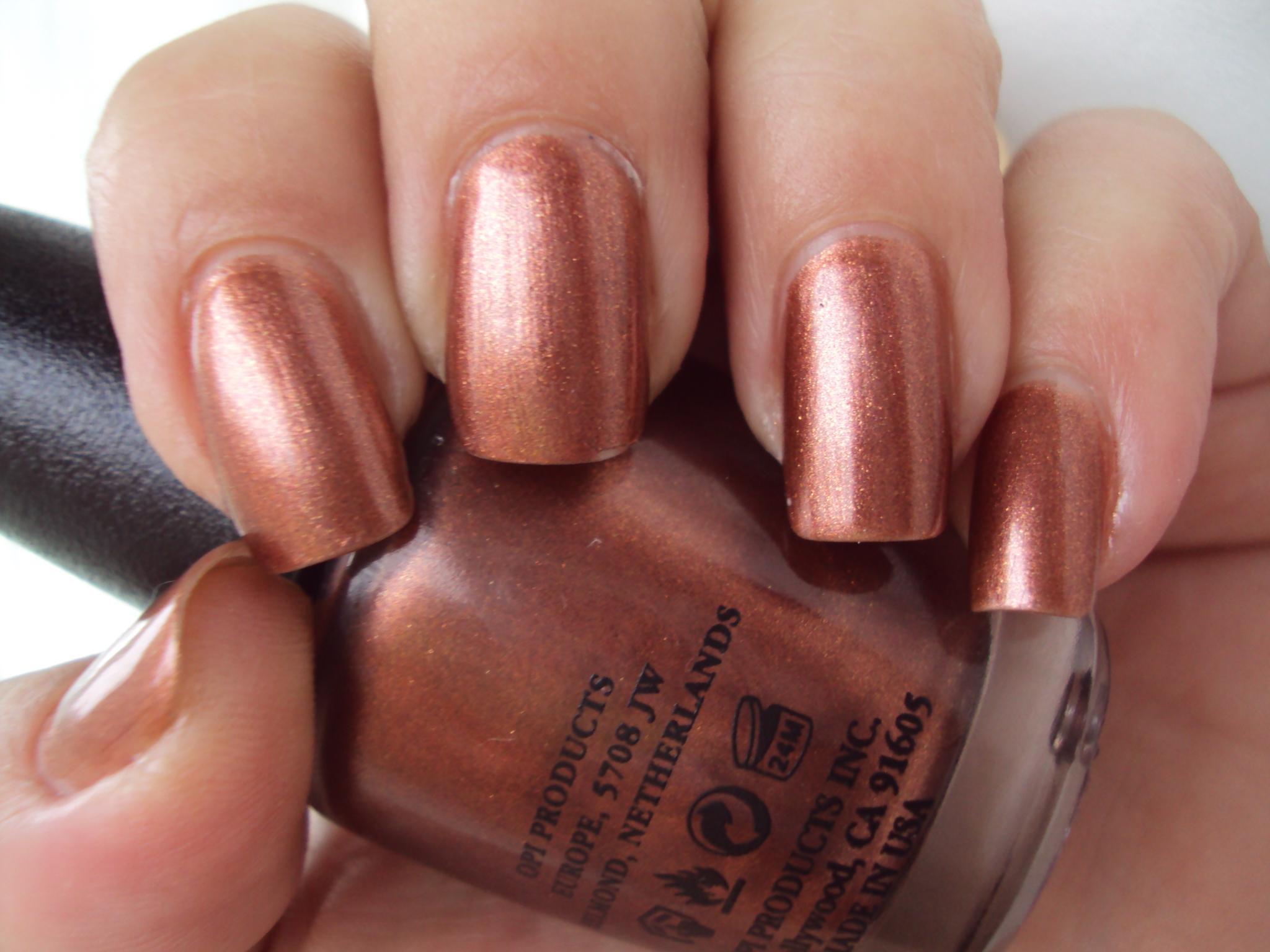 OPI - Brisbane Bronze *discontinued on Storenvy