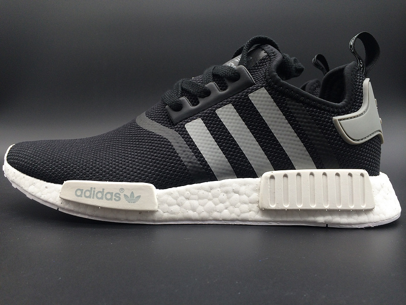 official photos f14bb c0f89 Fashion NMD Runner black running shoes sold by BELLDRESS