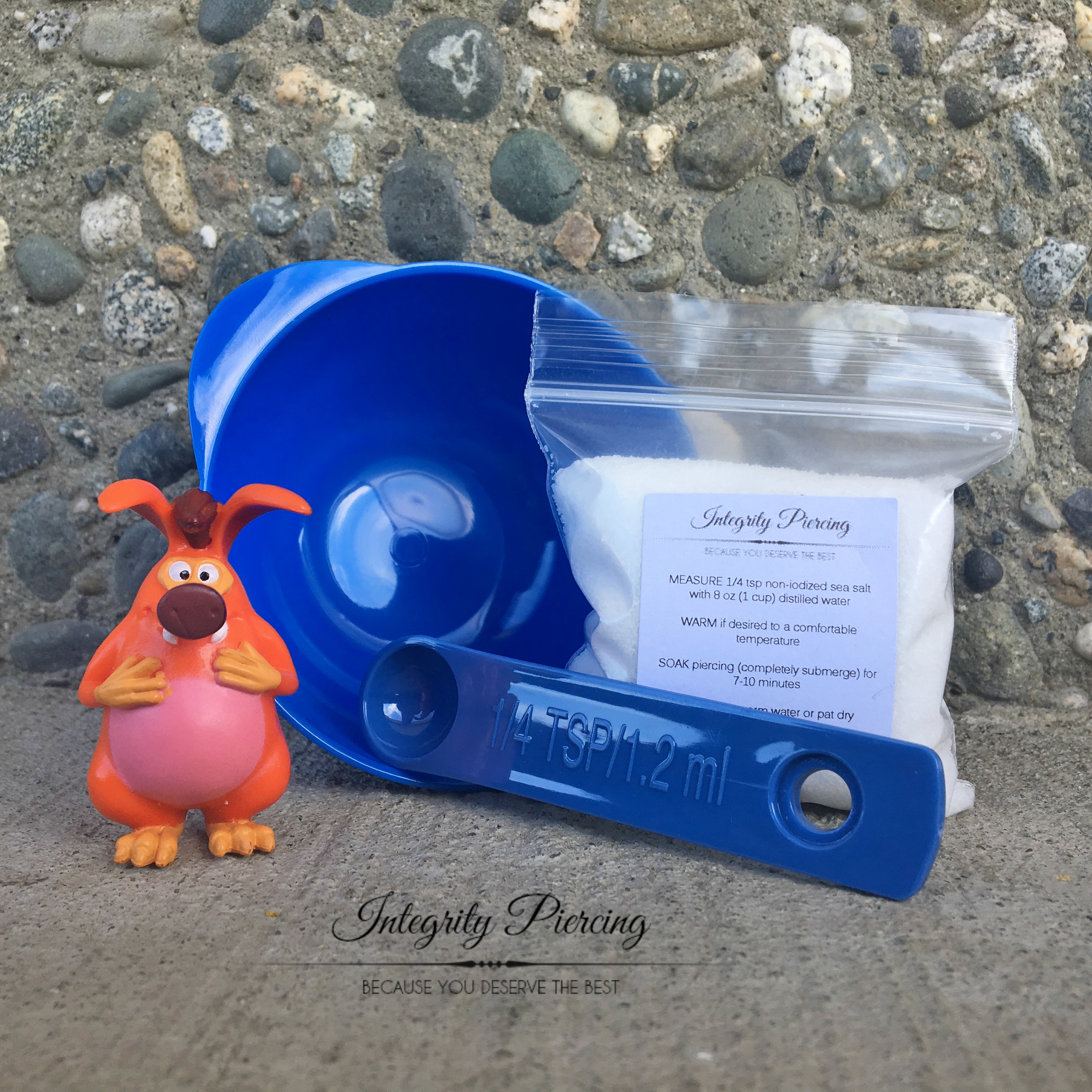 Soaking Kit Integrity Piercing Online Store Powered By Storenvy