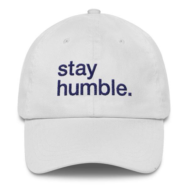 8f01d05c Stay Humble cap 2.0 on Storenvy