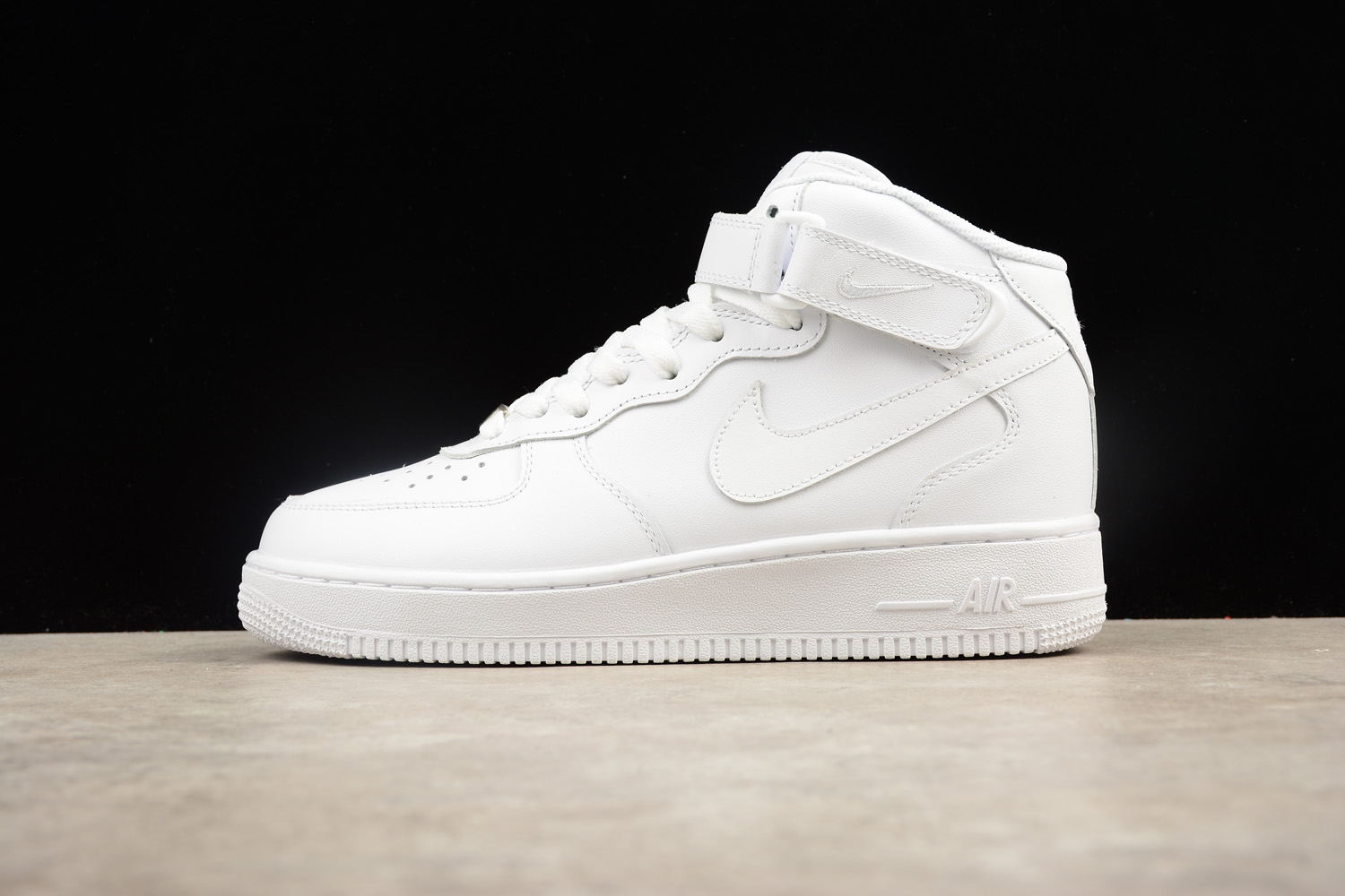 hot sale online 53c25 f342b Fashion NIKE AIR FORCE 1 AF1 HIGH LV8 White Shoes on Storenvy
